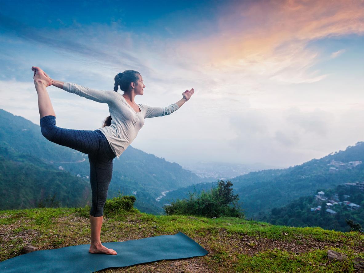 Yoga Asanas for Stress