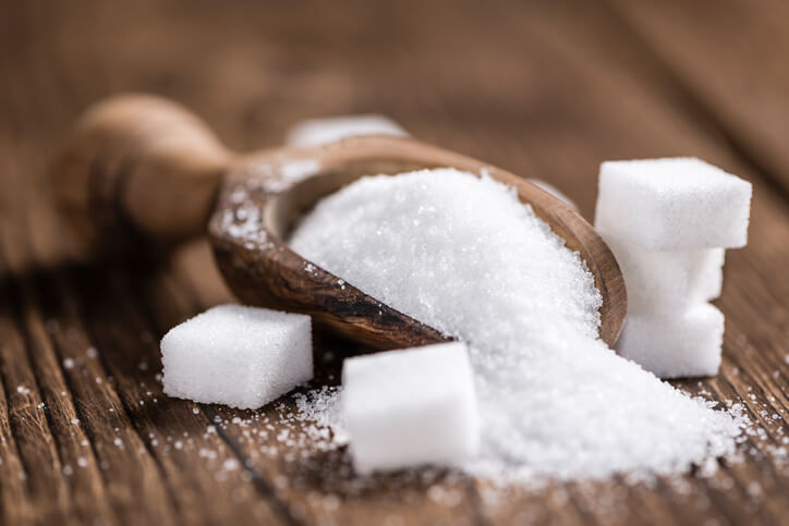 white sugar bad