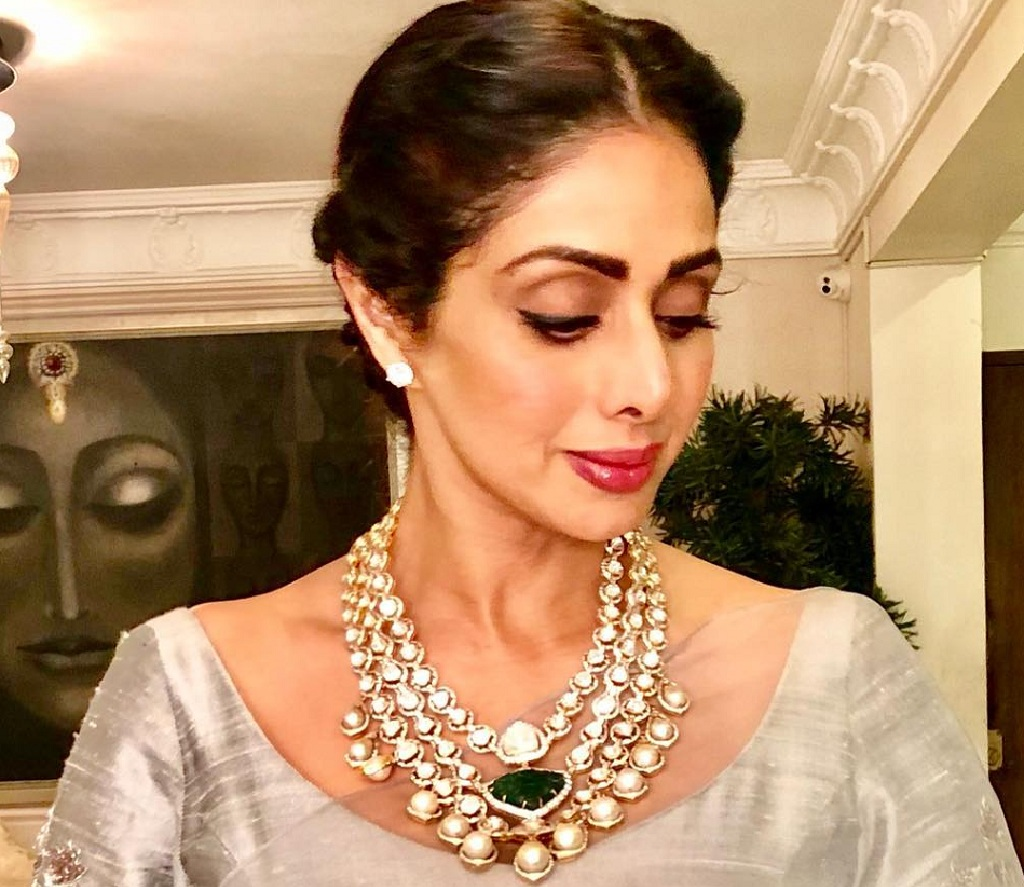 The First Look Of Sridevi In The NTR Biopic Is Stealing Our Hearts!