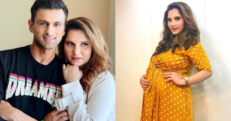 Sania Mirza & Shoaib Malik Blessed With A Baby Boy - GoodTimes: Lifestyle, Food, Travel, Fashion, Weddings, Bollywood, Tech, Videos & Photos