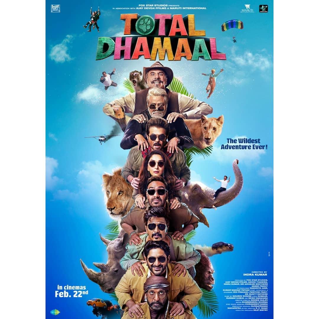 Total dhamaal film