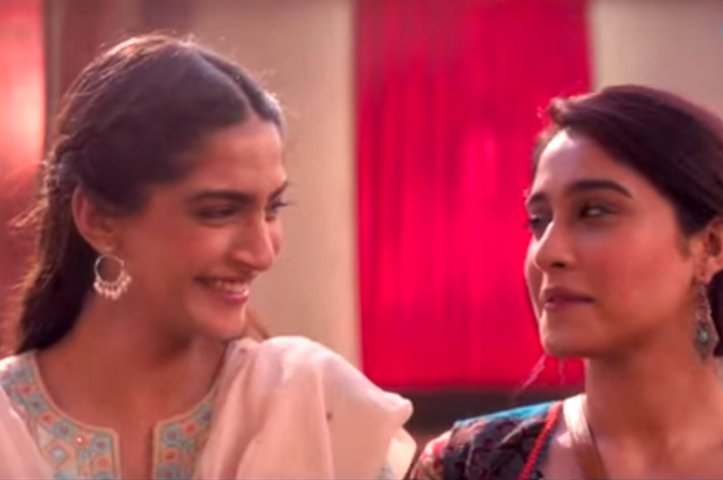 This New Song From Sonam & Anil Kapoor's Upcoming Film Will Wake You
