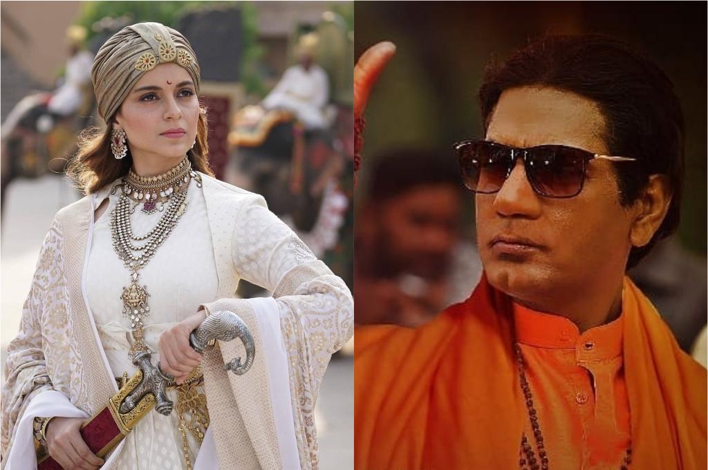Manikarnika Vs Thackeray Which Film Is Winning At The Box Office