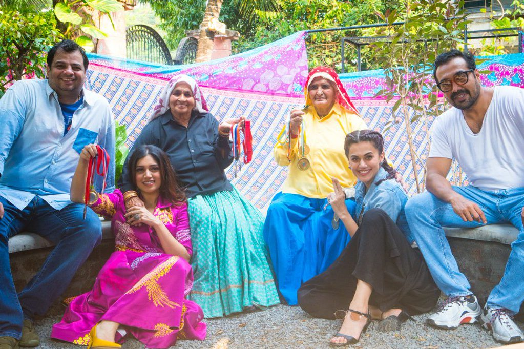 Taapsee Pannu And Bhumi Pednekar To Star In Anurag Kashyap's Next - GoodTimes: Lifestyle, Food, Travel, Fashion, Weddings, Bollywood, Tech, Videos & Photos