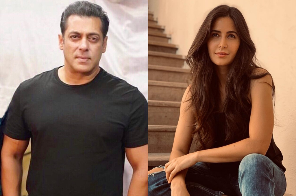 Salman Khan  Katrina Kaif Wrap Up Shoot For Bharat, Share Pic On Instagram -2650