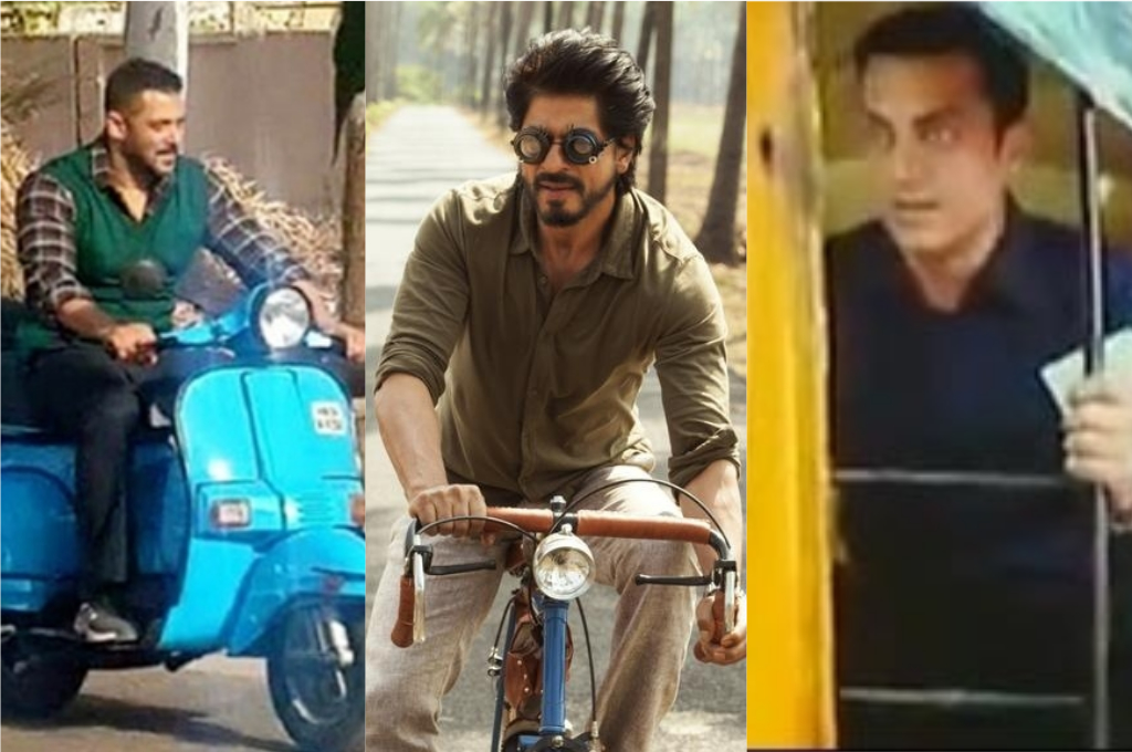 Shah Rukh, Salman, Aamir Spend Bro-Time Together & We're Like 'Whaaaaaat???' - GoodTimes: Lifestyle, Food, Travel, Fashion, Weddings, Bollywood, Tech, Videos & Photos