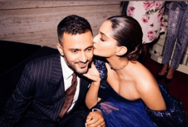 It Seems Like Sonam Kapoor Hates Being Away From Husband Anand Ahuja - GoodTimes: Lifestyle, Food, Travel, Fashion, Weddings, Bollywood, Tech, Videos & Photos