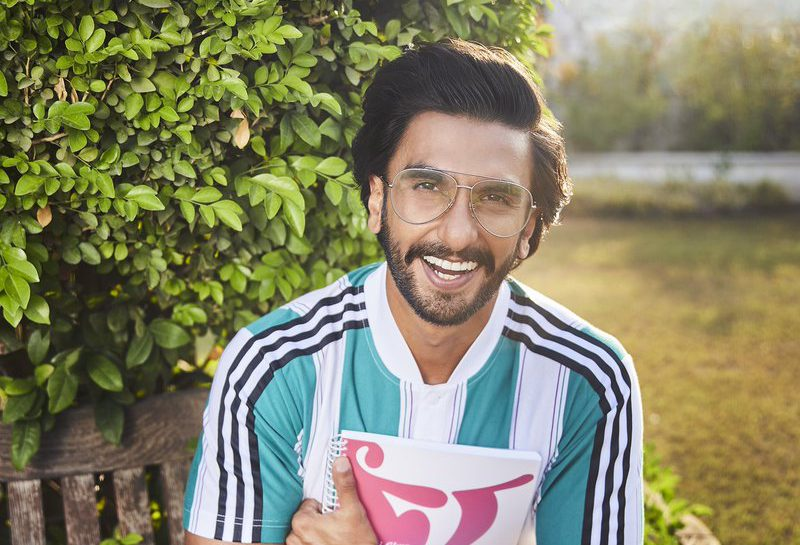 The Matinee Idol - Ranveer Singh