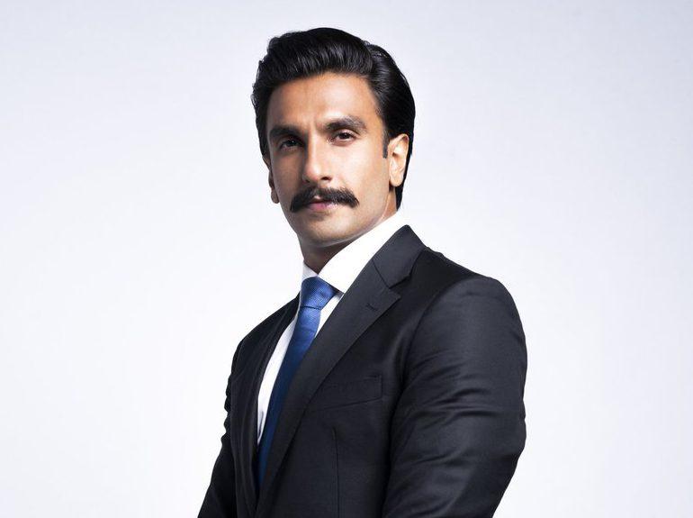 Ranveer Singh as Kapil Dev