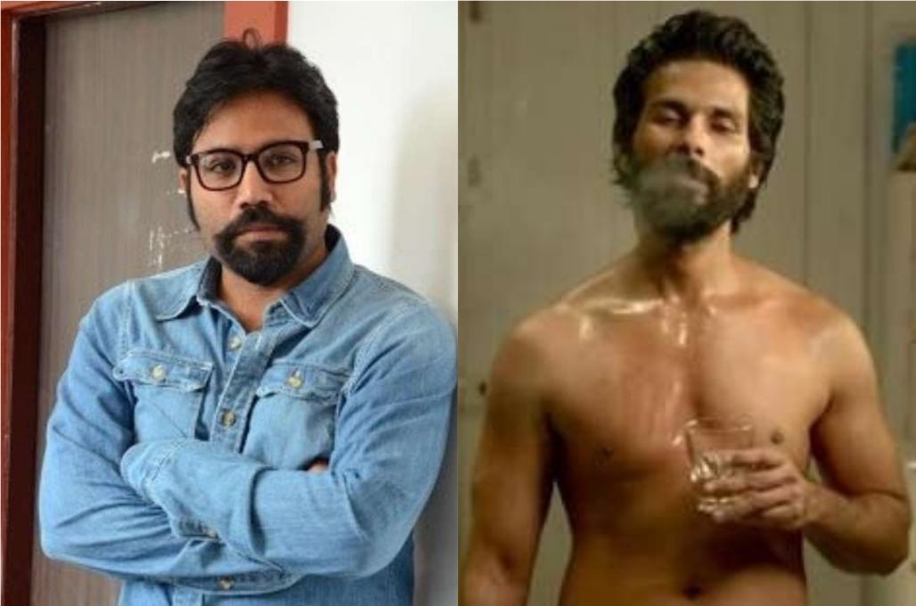 Kabir Singh Director Sandeep Reddy Vanga Thinks Slapping -4738