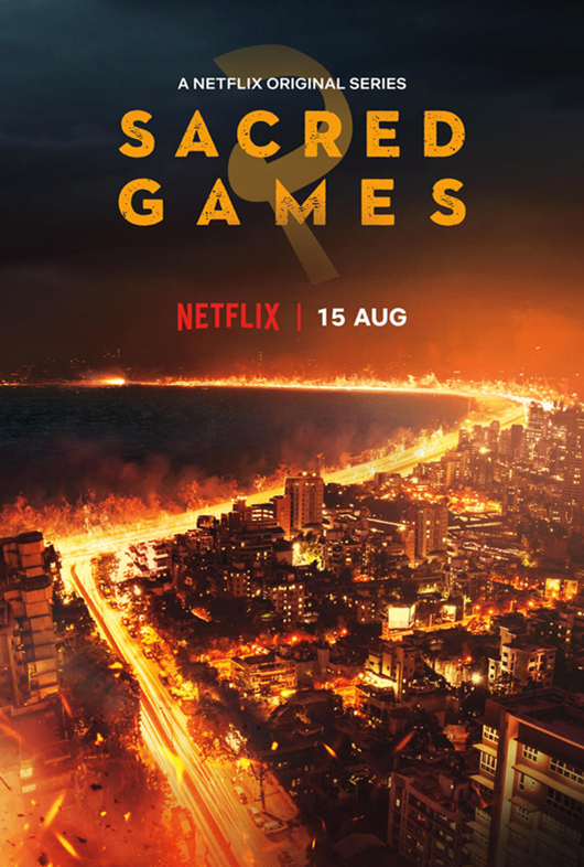Sacred Games - Netflix
