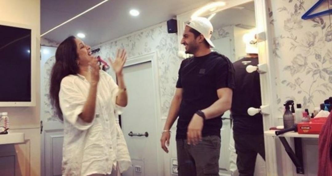 Neena Gupta Takes 'Panga' With Punjabi Singer Jassie Gill - GoodTimes: Lifestyle, Food, Travel, Fashion, Weddings, Bollywood, Tech, Videos & Photos
