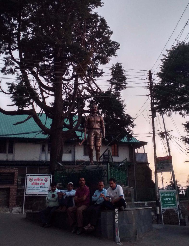 places to visit near kasauli