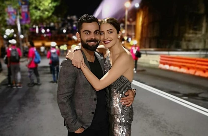 Anushka Opens Up On Marriage To Virat
