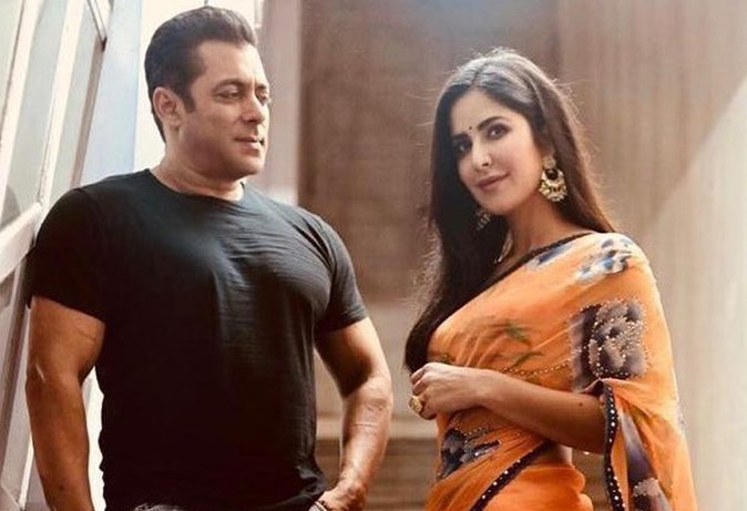 Salman Khan Posts Adorable Scooter Pic With Katrina Kaif On Her Birthday - Goodtimes -8227