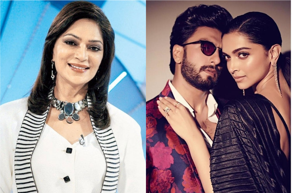 Simi Garewal To Host Deepika and Ranveer