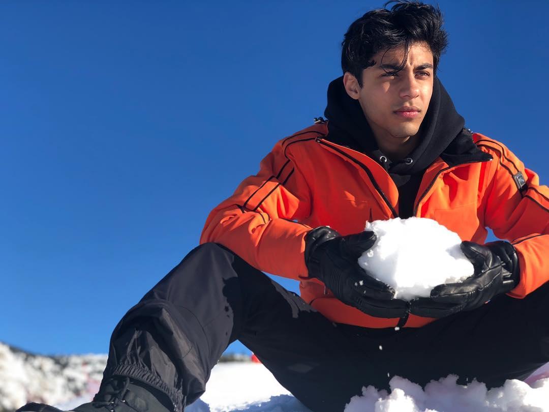 Shah Rukh Khan's Son Aryan