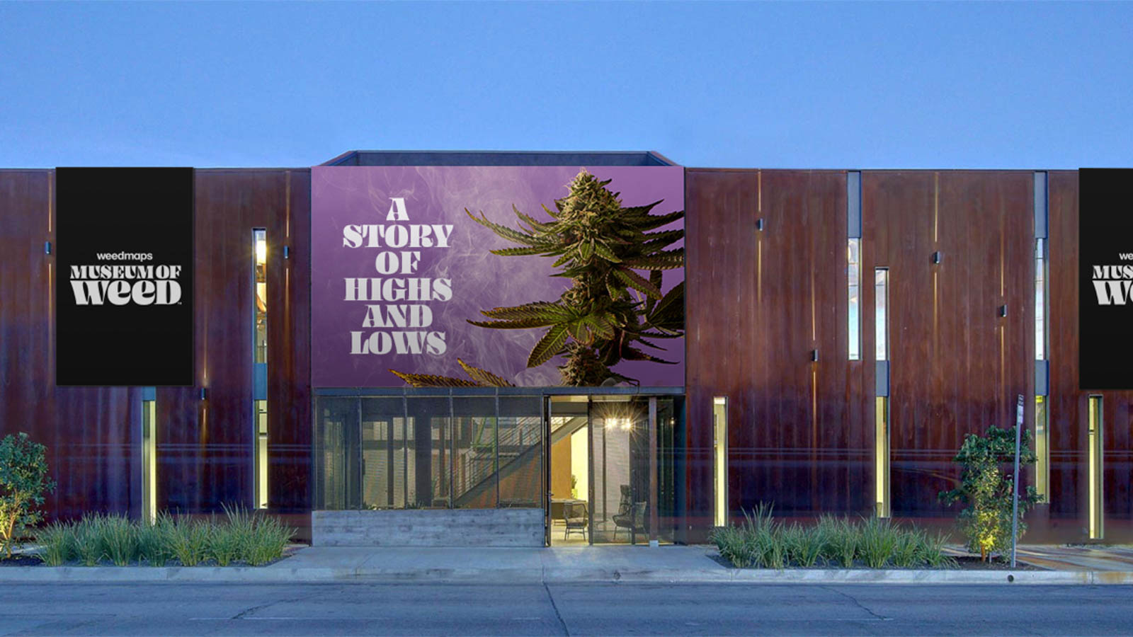 Weedmaps Museum of Weed