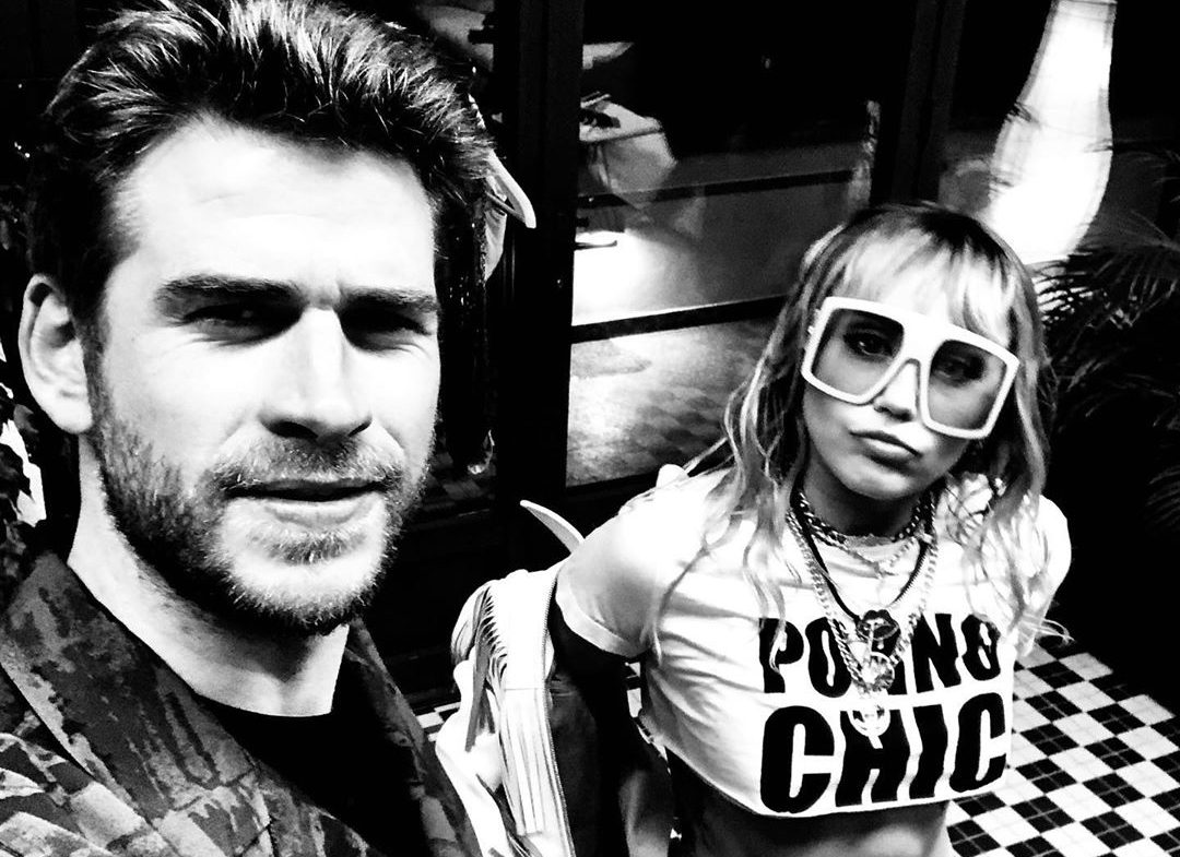 Post Liam Hemsworth's Separation Post, Miley Cyrus Launches Break-Up Song - GoodTimes: Lifestyle, Food, Travel, Fashion, Weddings, Bollywood, Tech, Videos & Photos