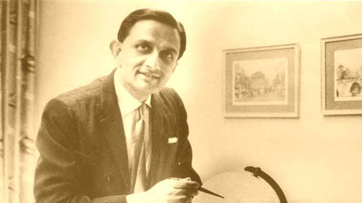 Vikram Sarabhai - Indian scientist