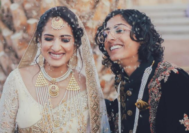 This Indian -Pakistani Lesbian Couple Proves That Love Always Wins - Goodtimes -3775