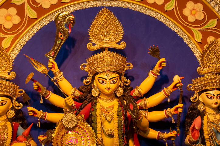 In Delhi This Pujo? You Need To Read This To Update Your Pandal Hopping List - GoodTimes: Lifestyle, Food, Travel, Fashion, Weddings, Bollywood, Tech, Videos & Photos
