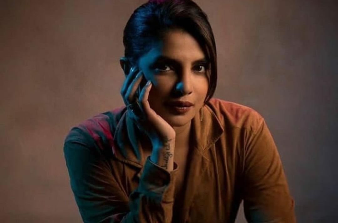 Priyanka Chopra Talks About Her Spiciest DM From Husband Nick Jonas - GoodTimes: Lifestyle, Food, Travel, Fashion, Weddings, Bollywood, Tech, Videos & Photos