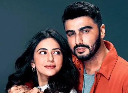 Arjun Kapoor & Rakul Preet Singh Finally Begin Shooting For Their Upcoming Film - GoodTimes: Lifestyle, Food, Travel, Fashion, Weddings, Bollywood, Tech, Videos & Photos