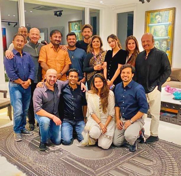 Hrithik Roshan & Anand Kumar Celebrate The Success Of 'Super 30' - GoodTimes: Lifestyle, Food, Travel, Fashion, Weddings, Bollywood, Tech, Videos & Photos
