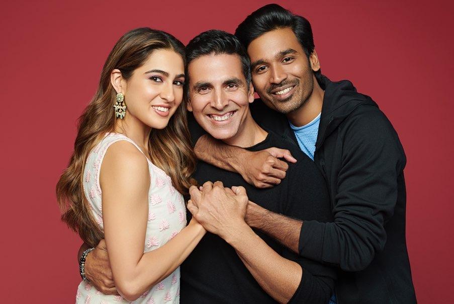 Everything We Know About Sara Ali Khan, Akshay Kumar & Dhanush's Film 'Atrangi Re' - GoodTimes: Lifestyle, Food, Travel, Fashion, Weddings, Bollywood, Tech, Videos & Photos