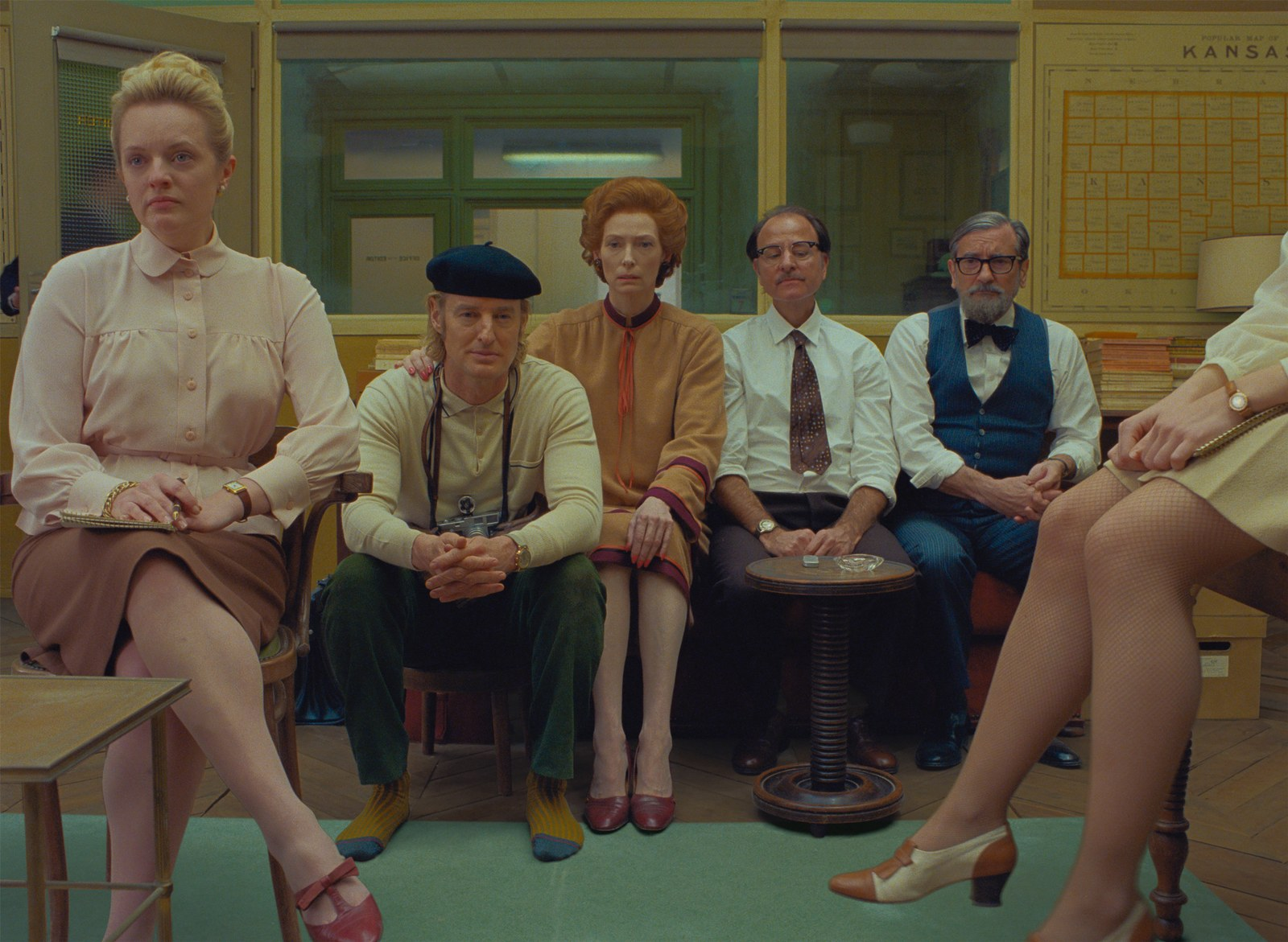 The Trailer For Wes Anderson's 'The French Dispatch' Is So Wes Andersony, We Can't Wait For It! - GoodTimes: Lifestyle, Food, Travel, Fashion, Weddings, Bollywood, Tech, Videos & Photos