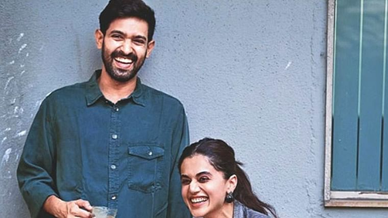 Taapsee Pannu & Vikrant Massey's Next Film, 'Haseen Dillruba', To Star This Actor - GoodTimes: Lifestyle, Food, Travel, Fashion, Weddings, Bollywood, Tech, Videos & Photos