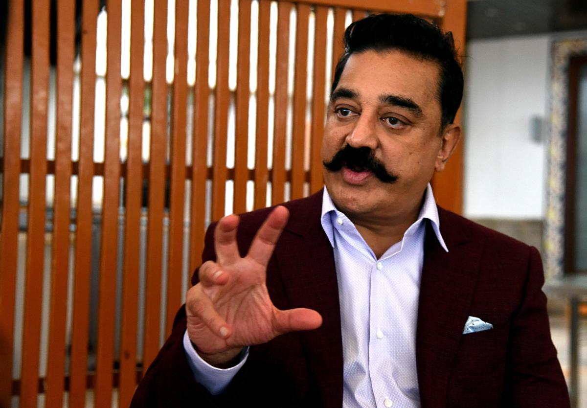 Kamal Haasan Criticises PM Narendra Modi In An Open Letter - GoodTimes: Lifestyle, Food, Travel, Fashion, Weddings, Bollywood, Tech, Videos & Photos
