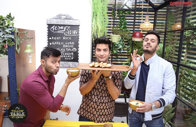 Learn How To Cook Chef Kunal Kapur S Comforting Winter Menu Goodtimes Lifestyle Food Travel Fashion Weddings Bollywood Tech Videos Photos