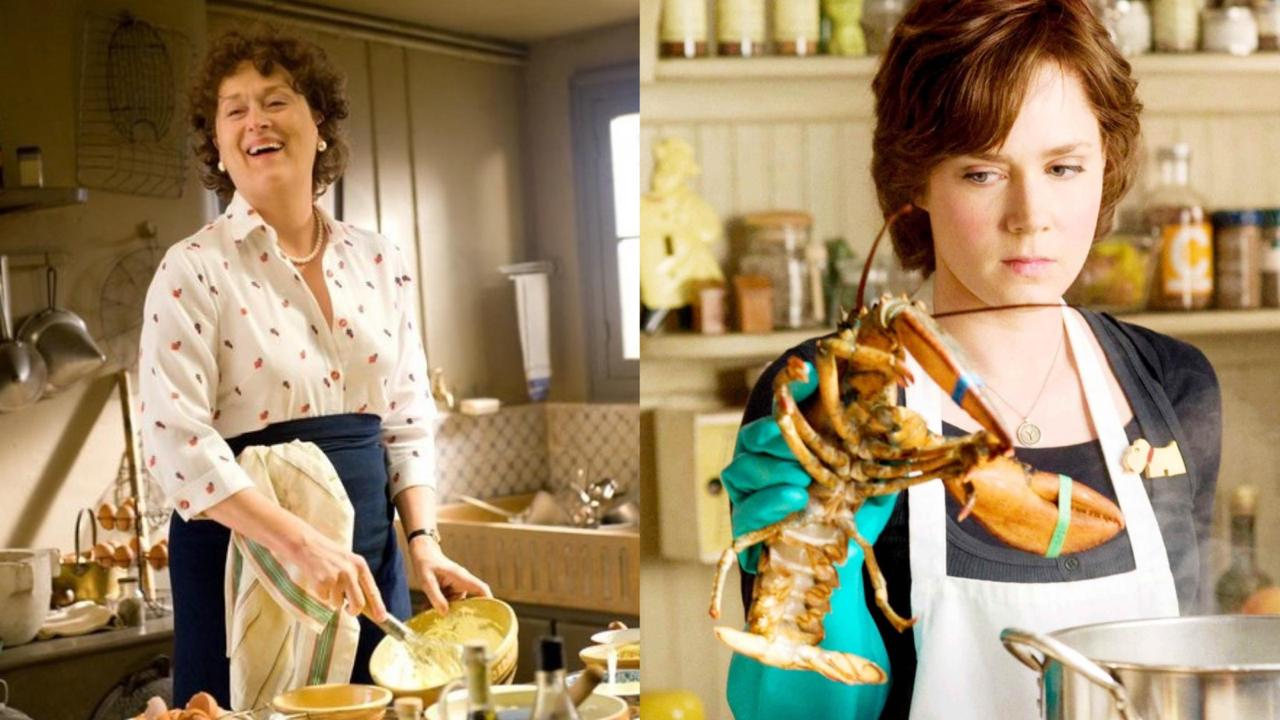 Julie & Julia: The Perfect Movie To Quarantine With