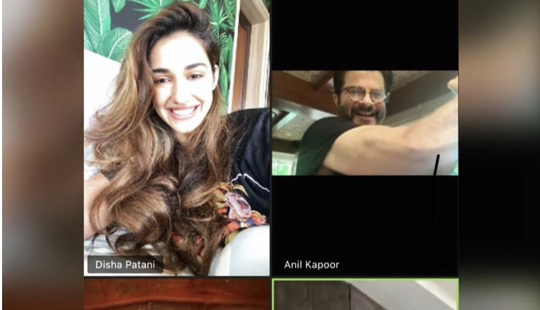 Disha Patani Has A Meet Up With Her Favourite Boys But Virtually Goodtimes Lifestyle Food Travel Fashion Weddings Bollywood Tech Videos Photos