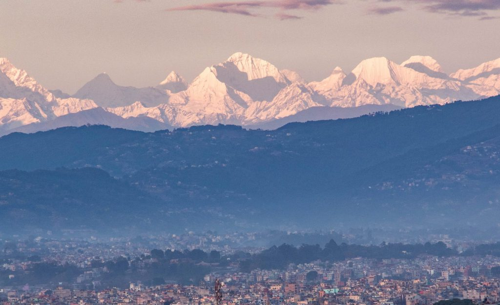 ICYMI: Mt. Everest Was Visible From Kathmandu Thanks To Cleaner Air - GoodTimes: Lifestyle, Food, Travel, Fashion, Weddings, Bollywood, Tech, Videos & Photos