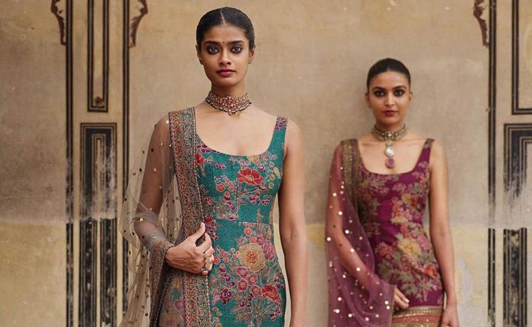 Not Keen On A Saree Or A Lehenga? Then These Sabyasachi Creations Are You Best Bet! - GoodTimes: Lifestyle, Food, Travel, Fashion, Weddings, Bollywood, Tech, Videos & Photos